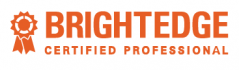 Online Marketing NZ BrightEdge Certified Professional